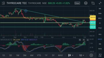 THYROCARE - chart - 389945