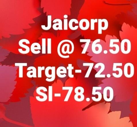 JAICORPLTD - 312062