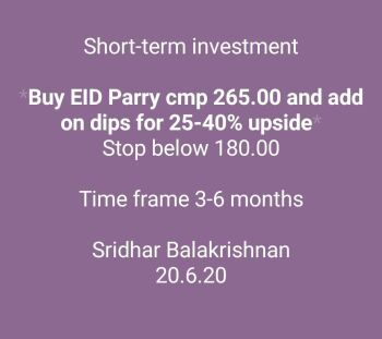Investment Ideas - 1705122