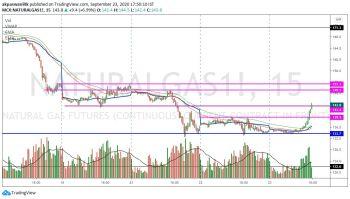 MCX:NATURALGAS - chart - 1361289