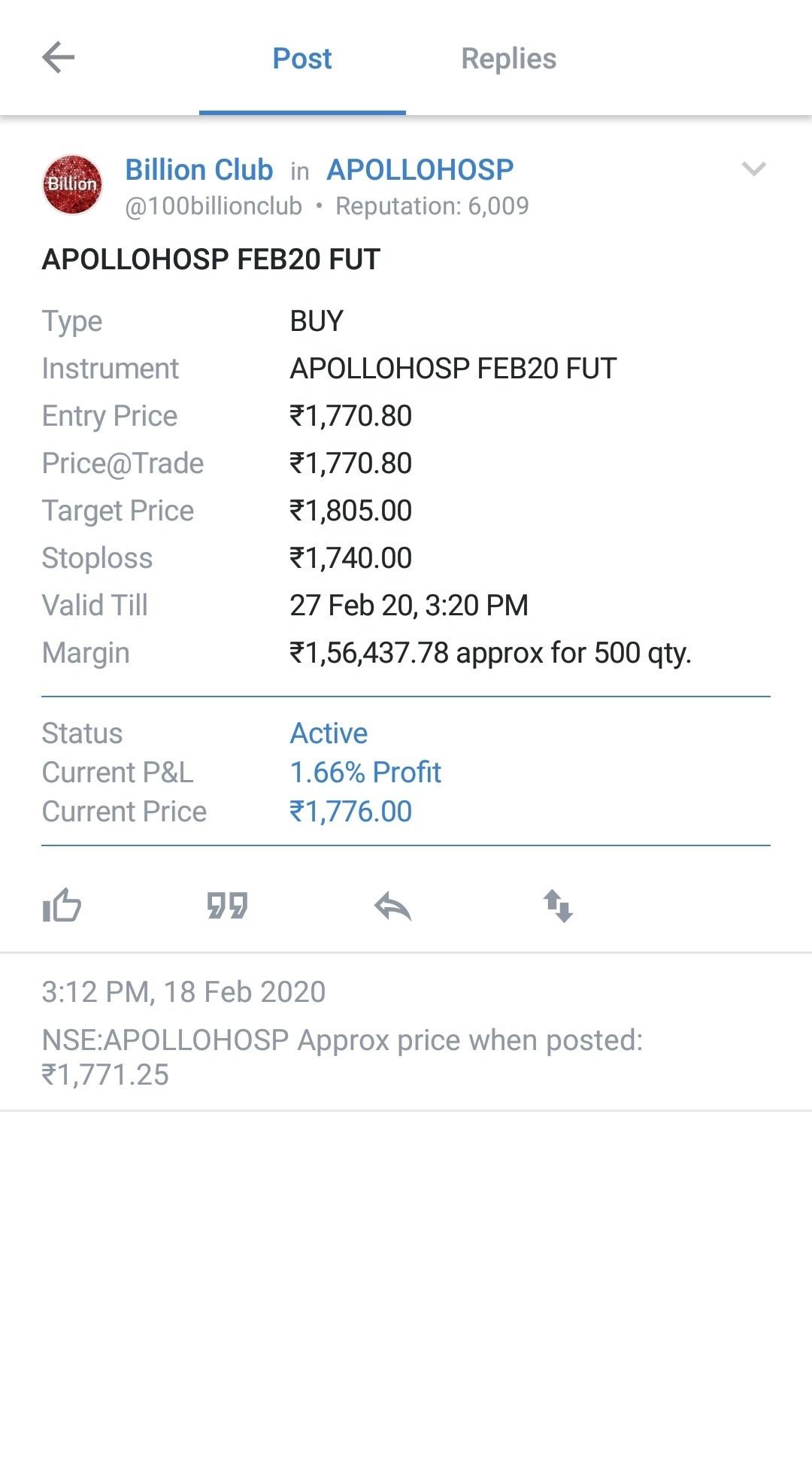 APOLLOHOSP - 610035