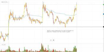BIOCON - chart - 984731