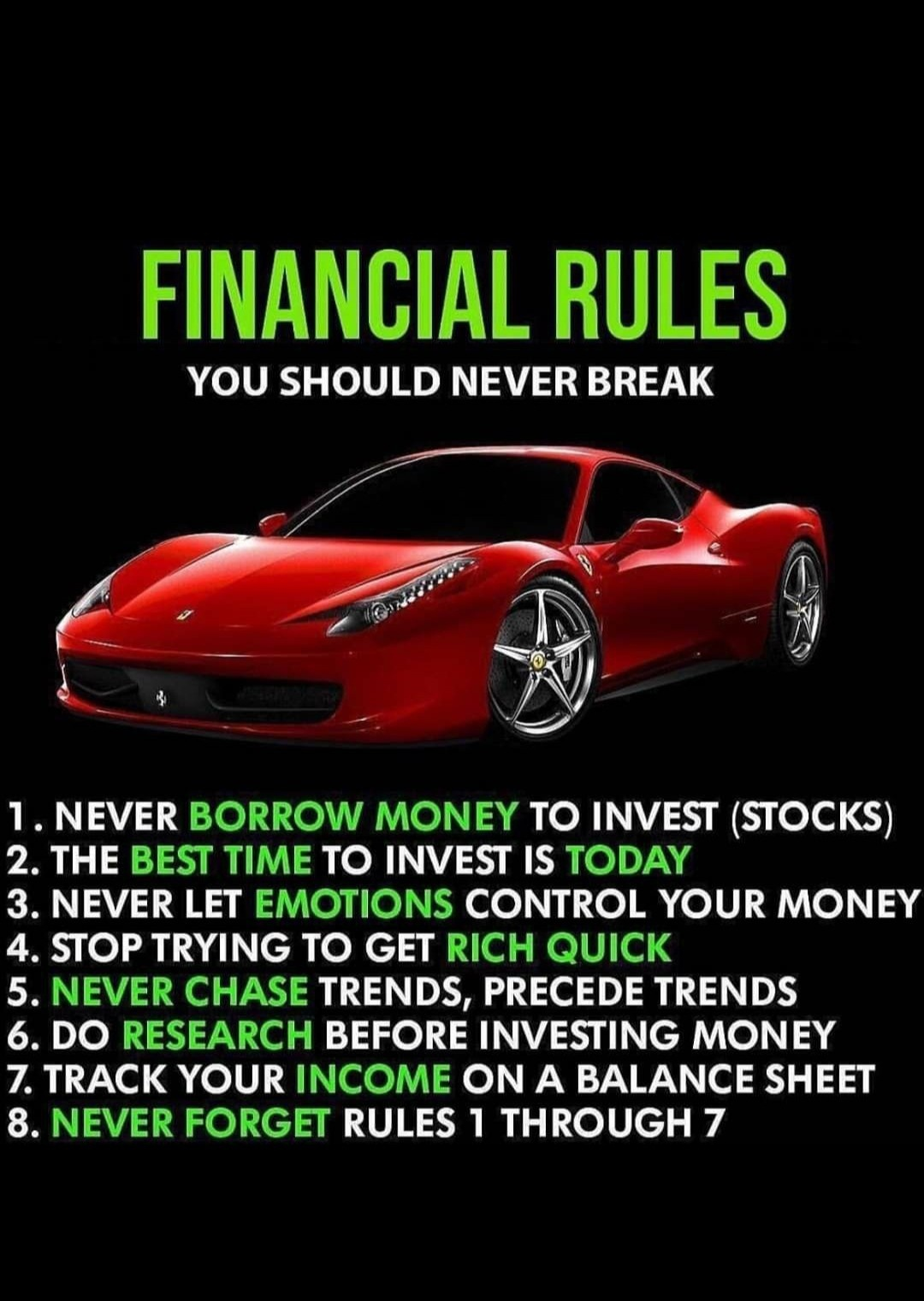 Personal Finance - 557295