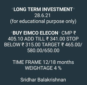 Investment Ideas - 3707566