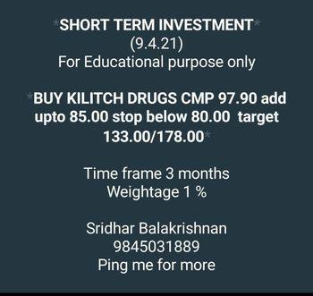 Investment Ideas - 3055438