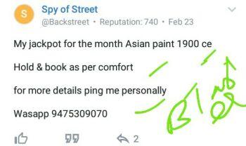 ASIANPAINT - 630357