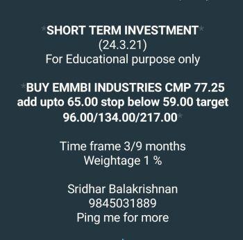 Investment Ideas - 2474051