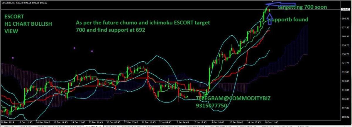 ESCORTS - chart - 538485