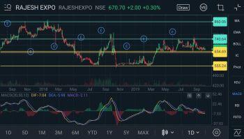 RAJESHEXPO - chart - 389949