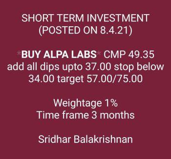 Investment Ideas - 2771316