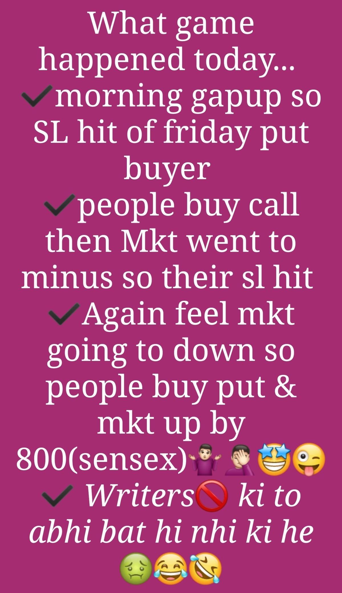 Markets Humor - 328084