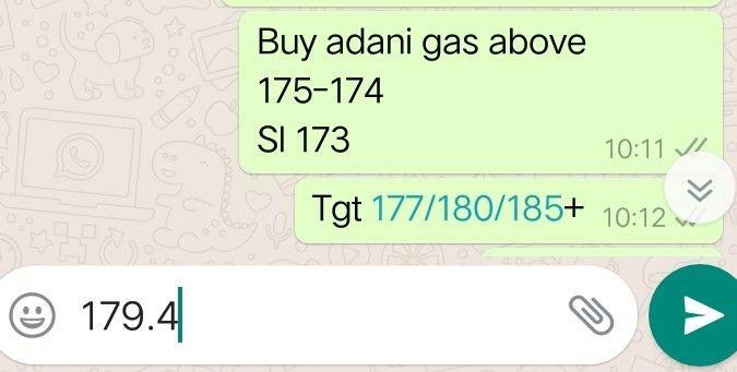 ADANIGAS - 205925