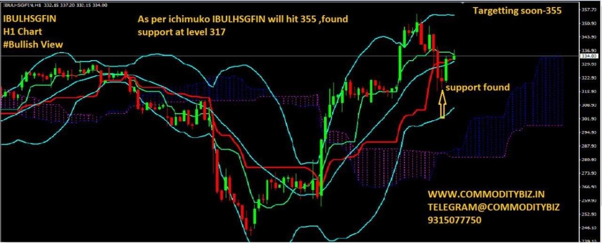 IBULHSGFIN - chart - 600826