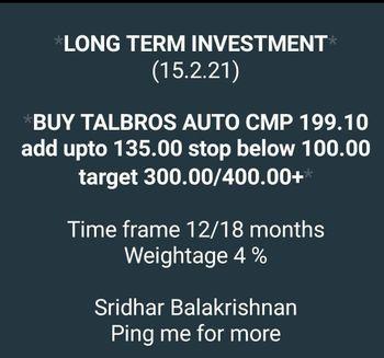 Investment Ideas - 3653889