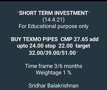 Investment Ideas - 3190667