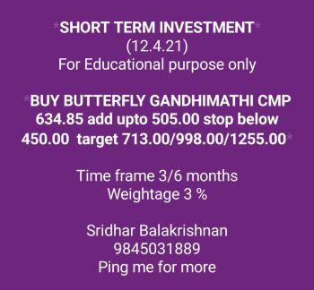 Investment Ideas - 2660620