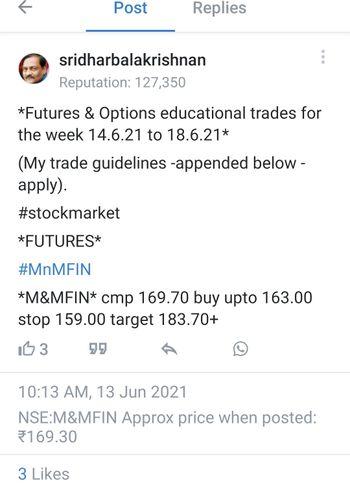 M&MFIN - 3555073