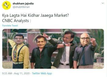Markets Humor - 1142961