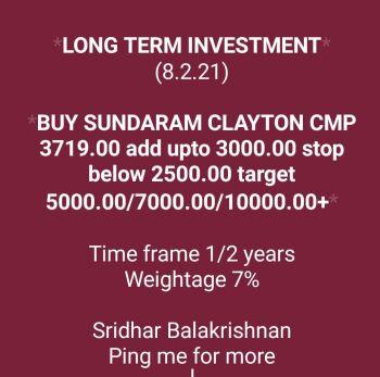 Investment Ideas - 2115783