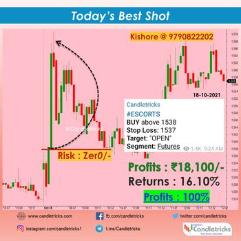 ESCORTS - chart - 5320628