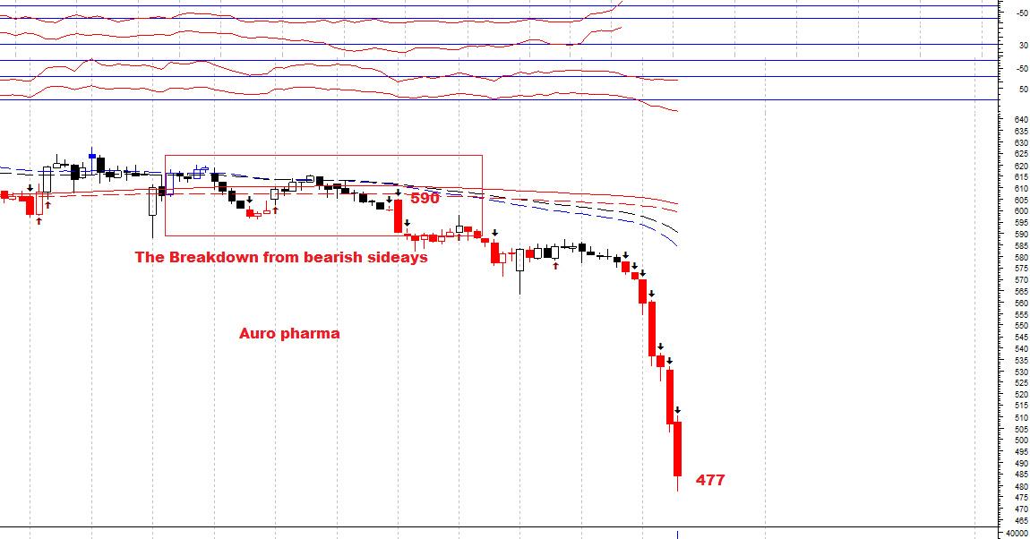 AUROPHARMA - chart - 388609