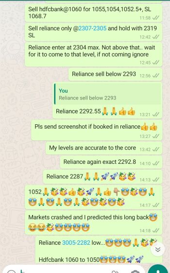 Intraday Cash and Option calls - 1346649