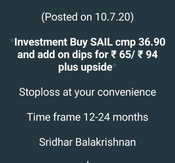 Investment Ideas - 1705082