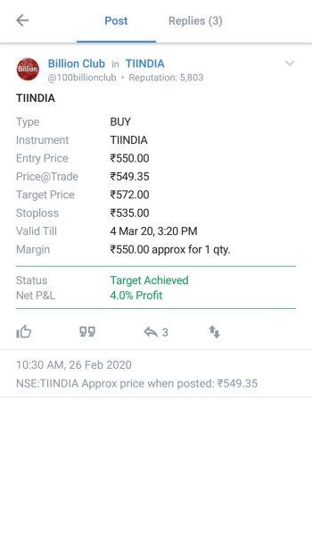 TIINDIA - 629697