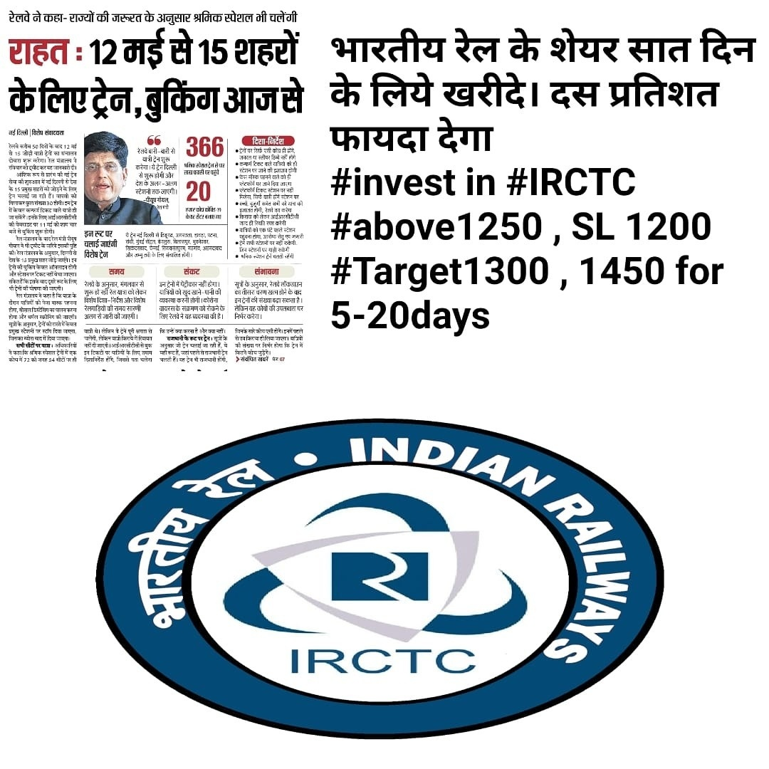 IRCTC - 777276