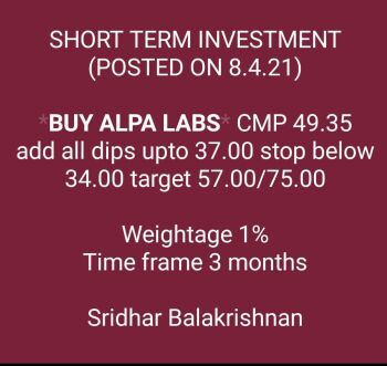 Investment Ideas - 2659077
