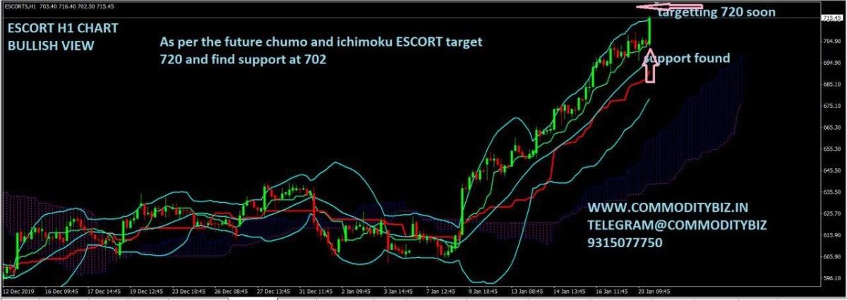 ESCORTS - chart - 544049