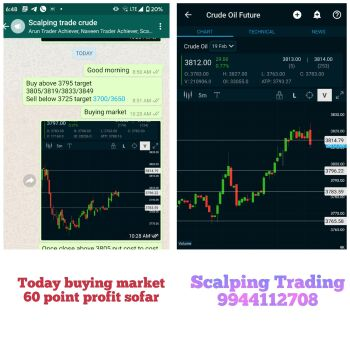 Scalping trade Crudeoil - 563377