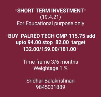 Investment Ideas - 2735880