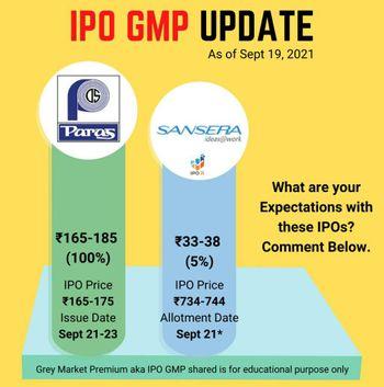 IPOs - chart - 4730400