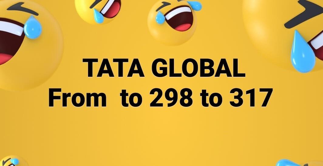 TATAGLOBAL - 419890