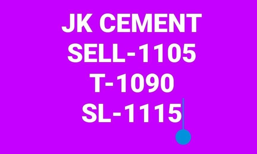 JKCEMENT - 375109