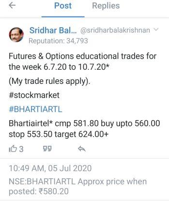 BHARTIARTL - 1011851