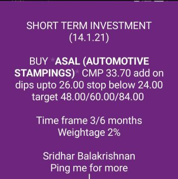 Investment Ideas - 2174750