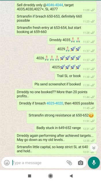 Intraday Cash and Option calls - 735184