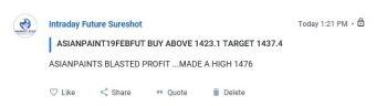markets activity - 70014