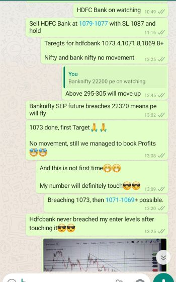 Intraday Cash and Option calls - 1338520