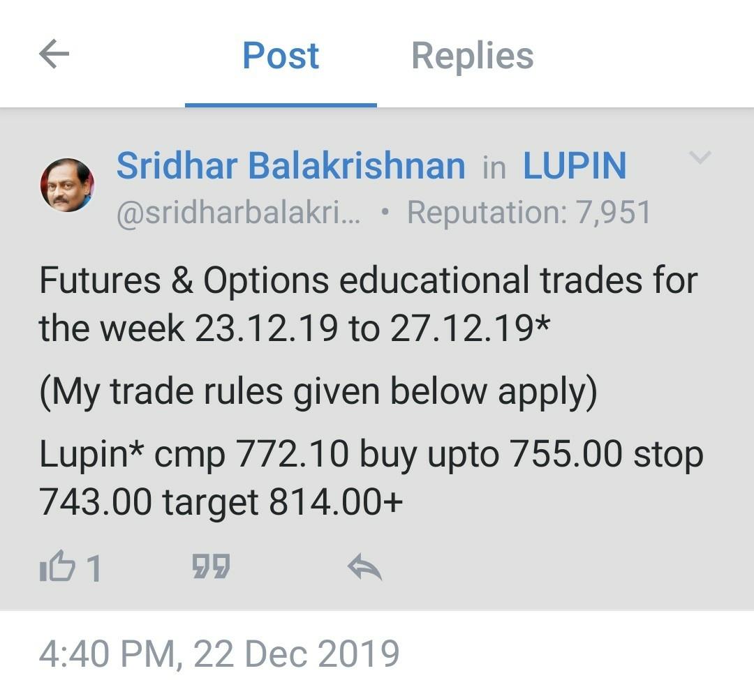 LUPIN - 501518