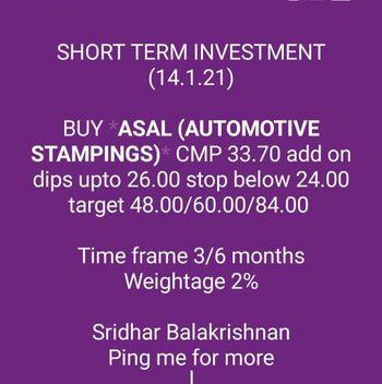 Investment Ideas - 3688140
