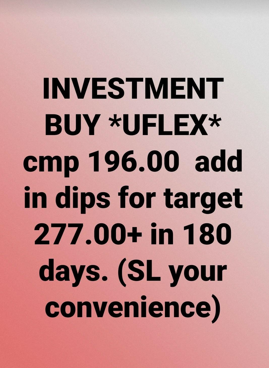 UFLEX - 482539