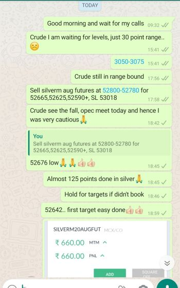 Crude Oil Tips - 1029912