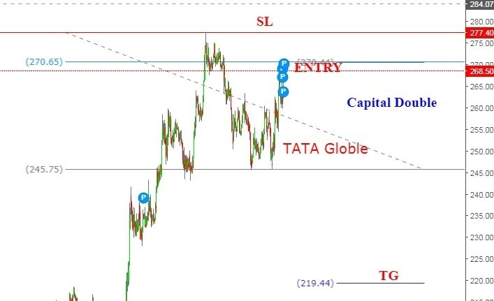 TATAGLOBAL - chart - 302734