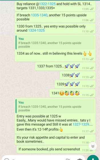 Intraday Cash and Option calls - 731857