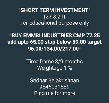 Investment Ideas - 2484792