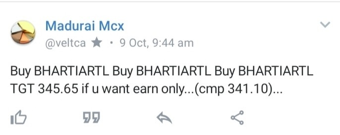 BHARTIARTL - 390734